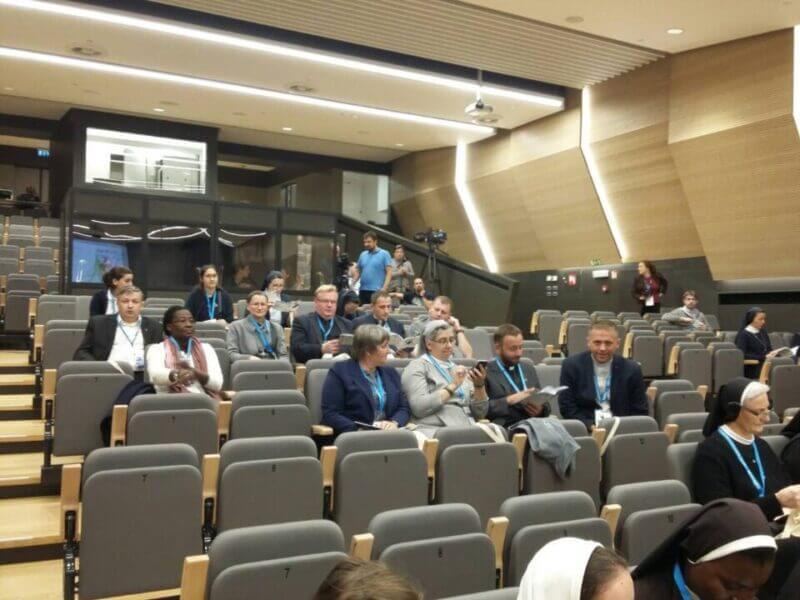 Сестра Чеслава принимает участие в конференции в Хорватии
