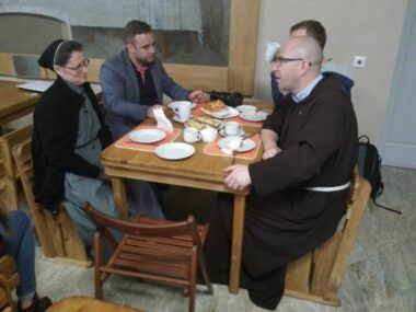 Delegation from Caritas-Poland paid a visit to the Mission