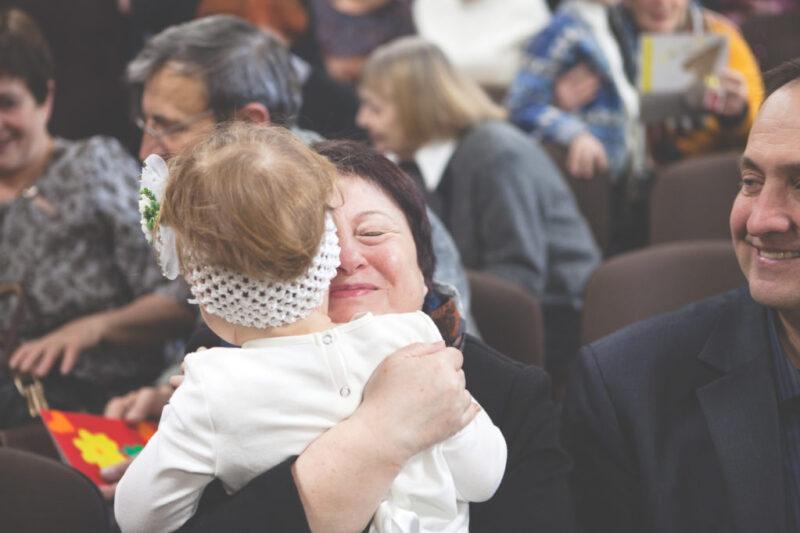 Как мы отпраздновали день бабушек и дедушек (+ МНОГО ФОТО)