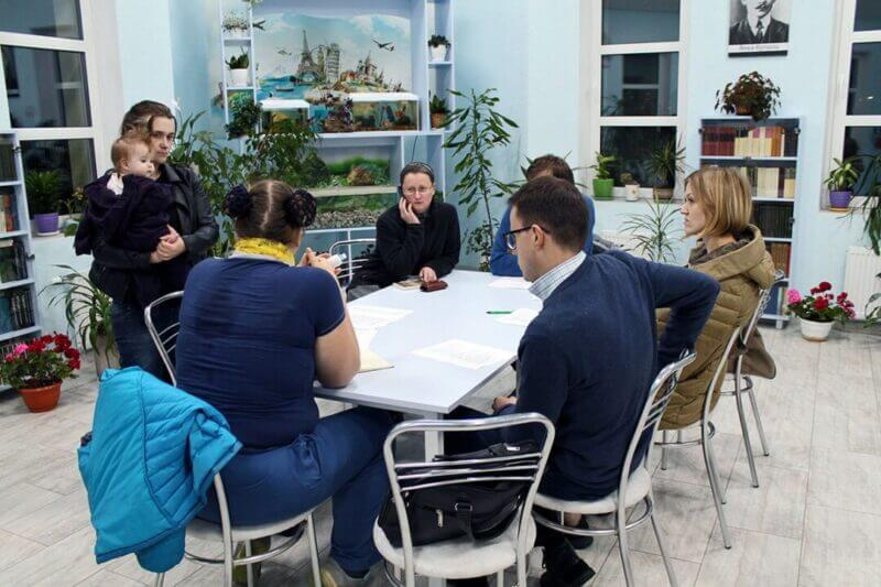 Parents' Council meeting held at the Centre