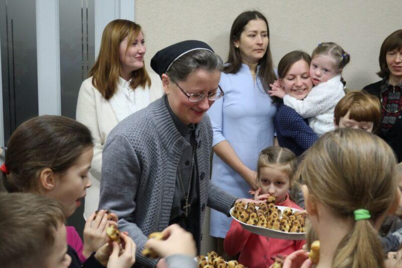 Поздравляем сестру Чеславу с Днем Рождения!