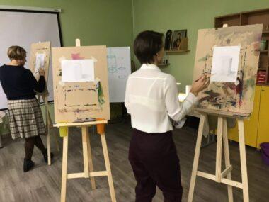 Приглашаем на занятия по рисованию для взрослых