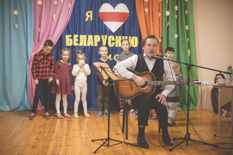 Дмитрий Войтюшкевич выступил в Социальном Центре