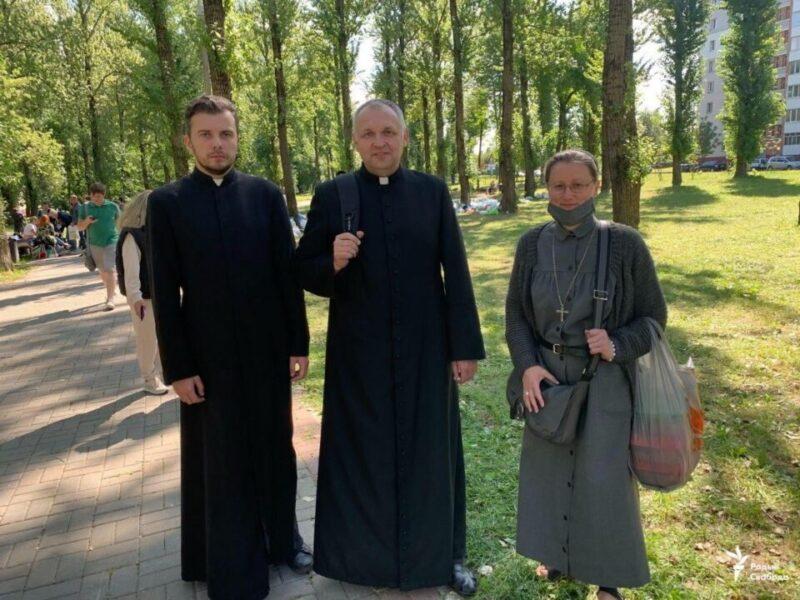 Обращение сестры Чеславы в связи с событиями в Беларуси
