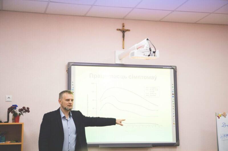 W Misji odbyło się spotkanie z dr. Andrzejem Wituszką